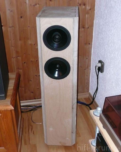 Rechter Lautsprecher (PHKoax62-XT)