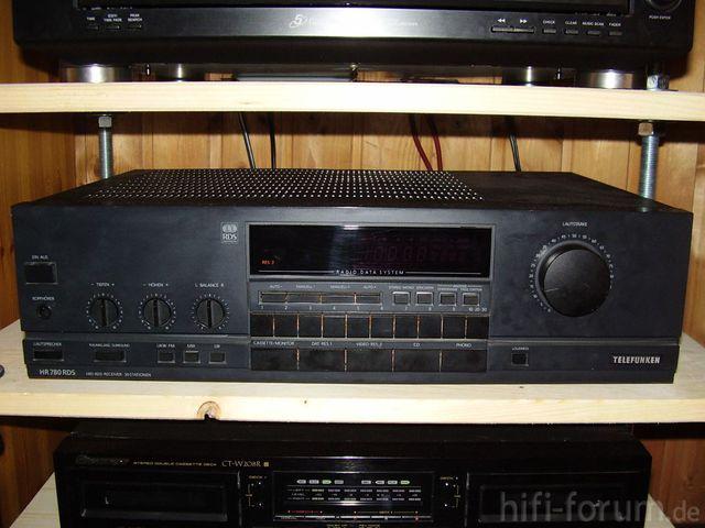 Telefunken HR 780 RDS