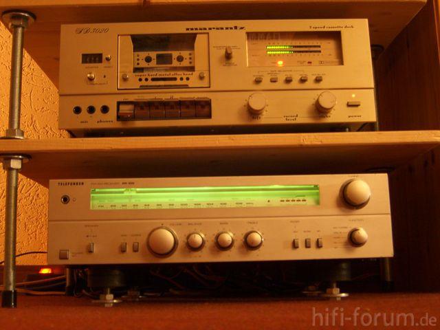 Telefunken RR 100 + Marantz Tape