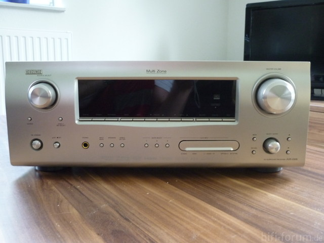 AVR Front