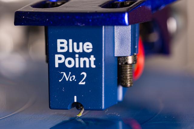 Sumiko Bluepoint 3