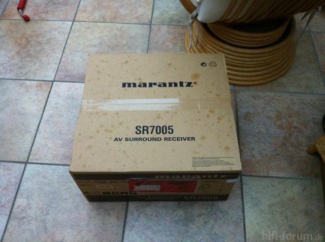 Verpackung Sr 7005