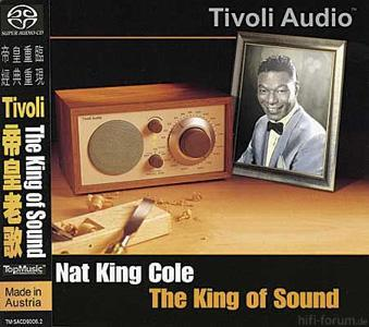 Nat King Cole   The King Of Sound