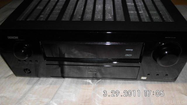 Denon AVR A100