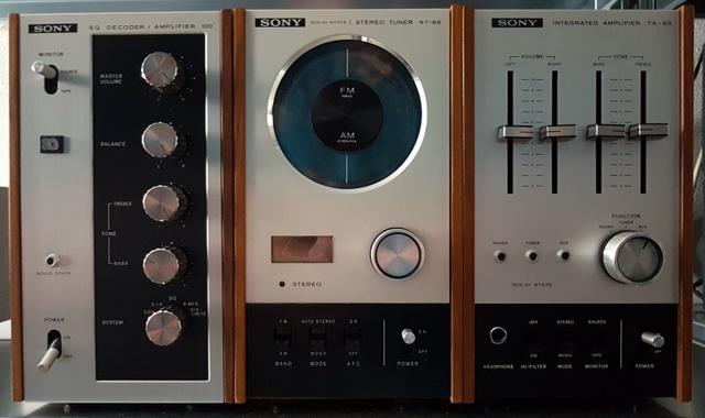 Sony mini set