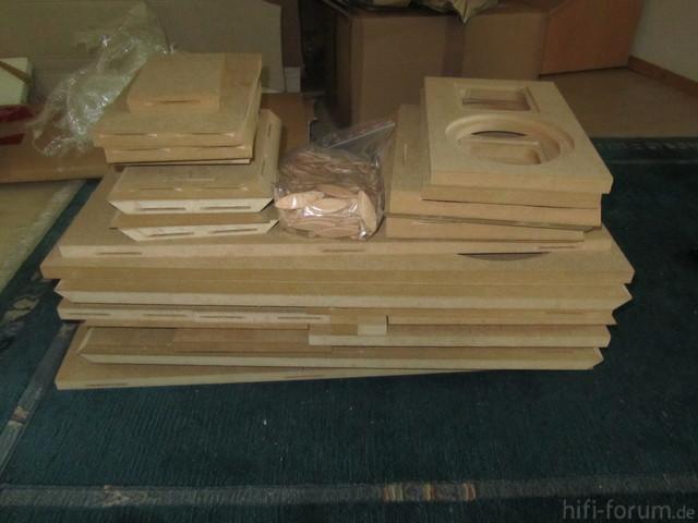 Holz Minuetta