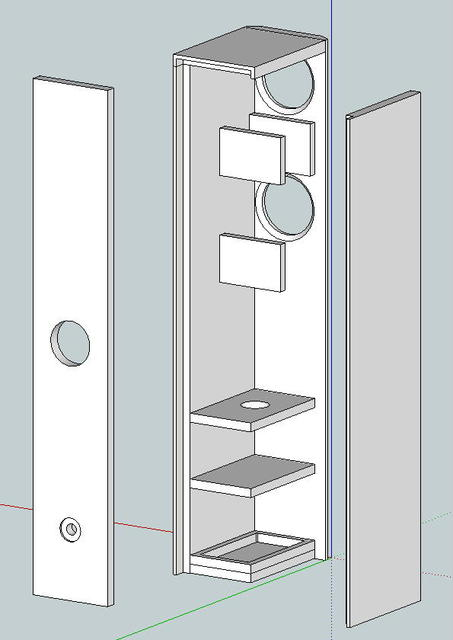 SketchUp offen