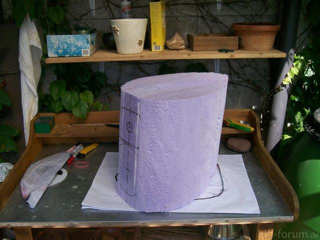 Entwicklung Des Lautsprecherdesigns In Styropor