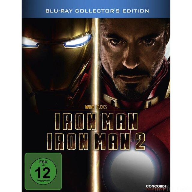 Iron Man 1 & 2