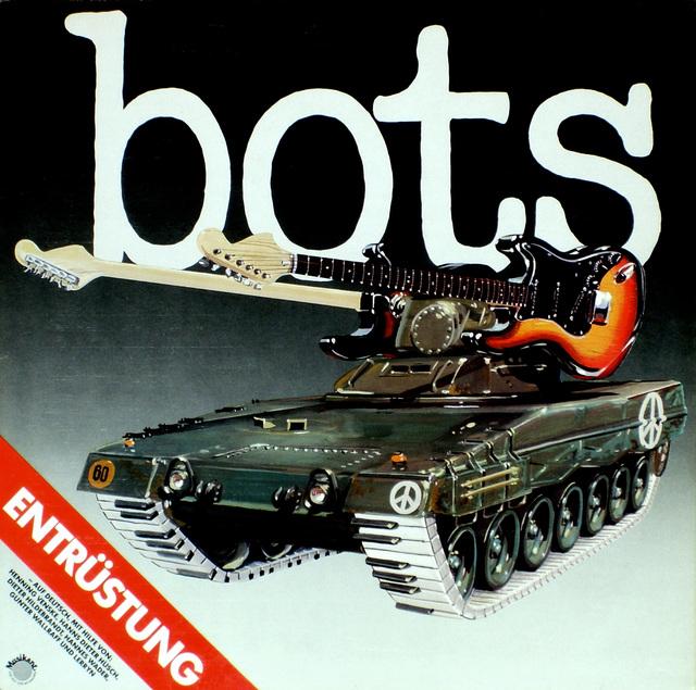 Bots - Entrüstung - Front
