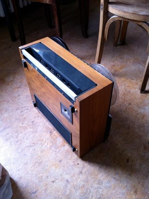 Revox A77 MK3 Holzgehäuse 2