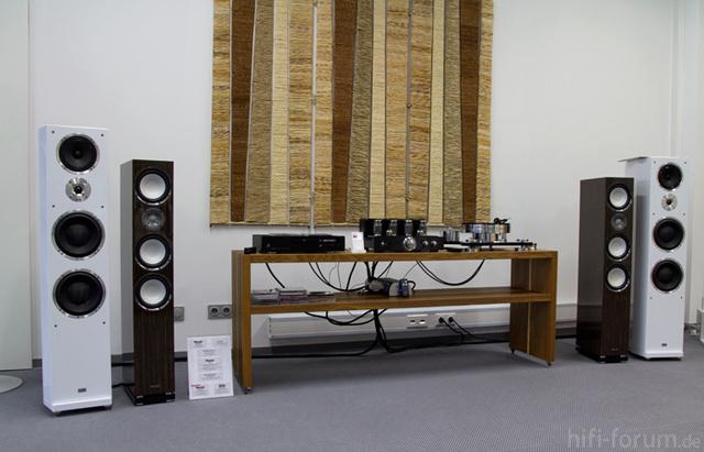 2011 HighEnd Heco Magnat Setup 2