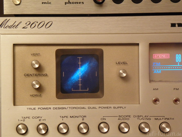 Marantz 2600