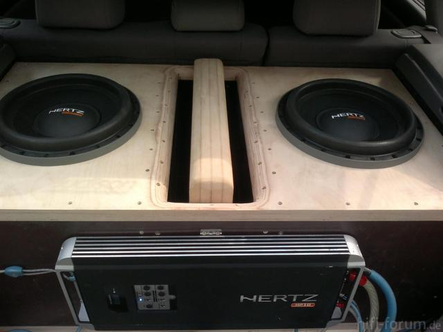 Hertz SPL Monster
