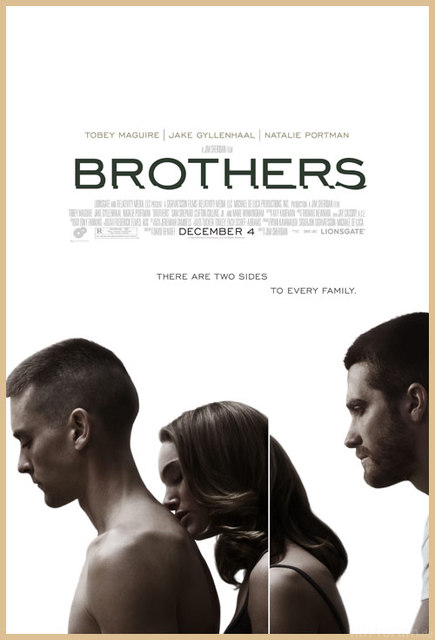 Brothers Teaser Poster