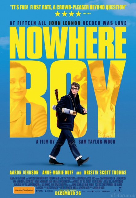 Therandomnoise Com Nowhere Boy Poster