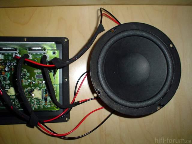 Endstufe Und Lautsprecher