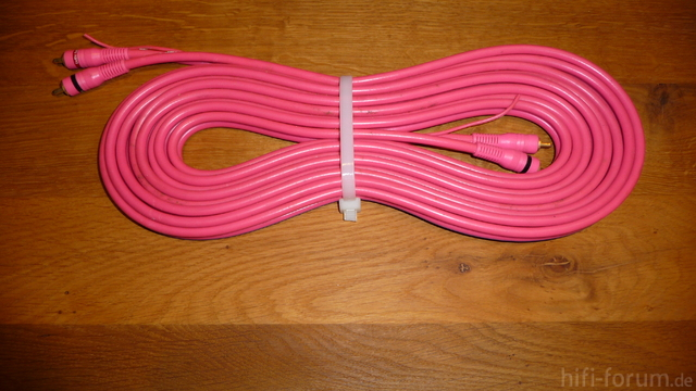 5m Cinch Von Eagle Cable