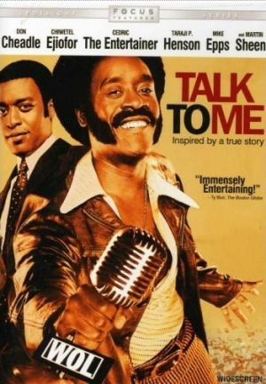 Talk To Me Dvd