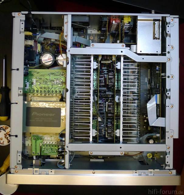 VSX-D2011 Aufsicht