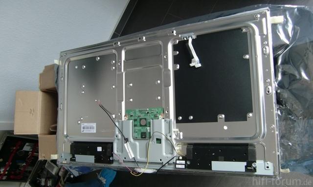 Paneltausch D8090 2.ter Teil
