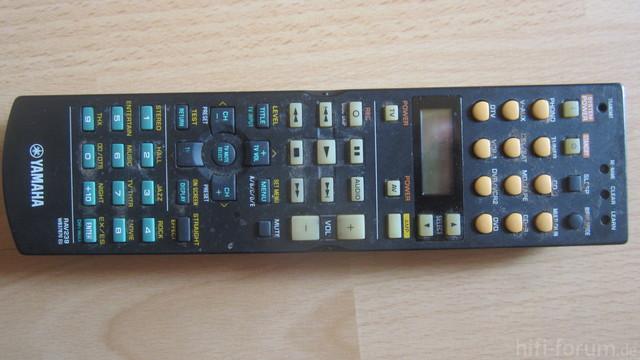 Fernbedienung Yamaha Rx-v 1400