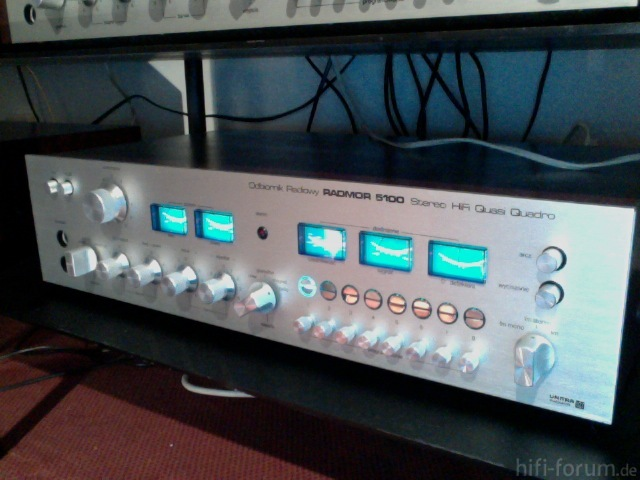 Radmor Receiver 5100 (Bj. 1979)