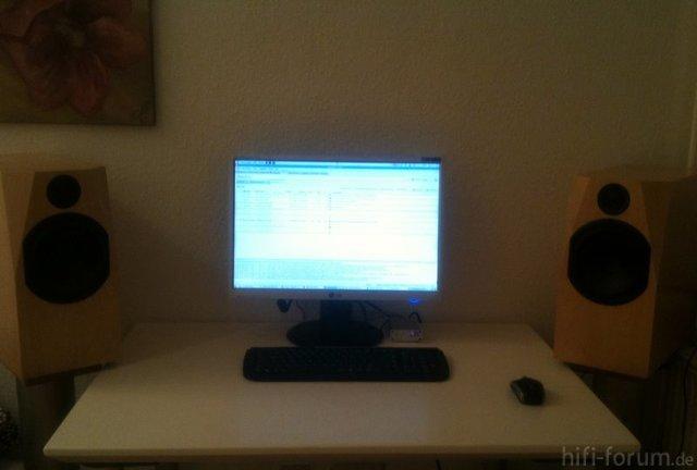 Audio Arbeitsplatz