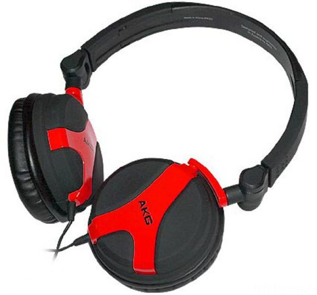 Akg K 518 Le Red
