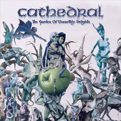 Cathedral - The Garden Of Unearthly Delights (Album Cover)