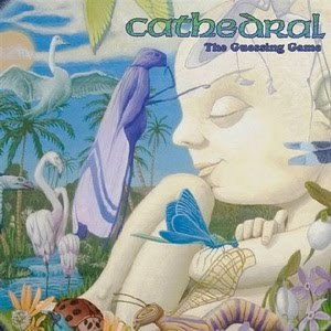 Cathedral - The Guessing Game (Album Cover)