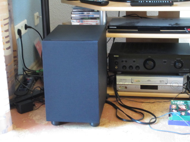 Nubert NuBox AW-441 (Black & Black)
