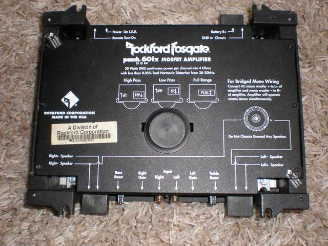Rockford Fosgate 60ix