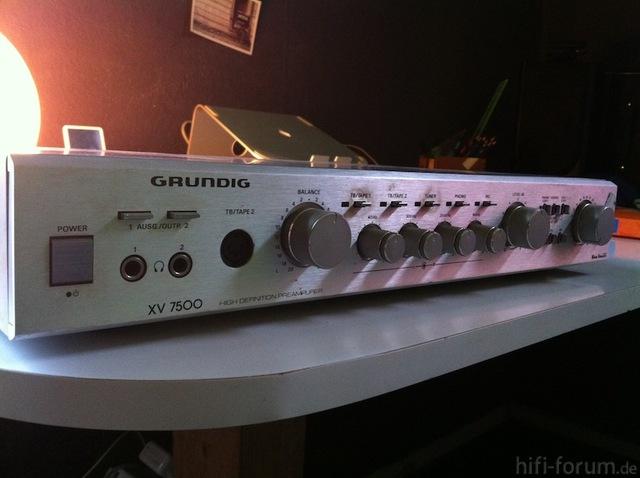 Grundig XV 7500