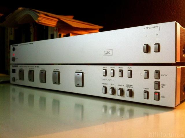 Telefunken RM 300 Und RP 300