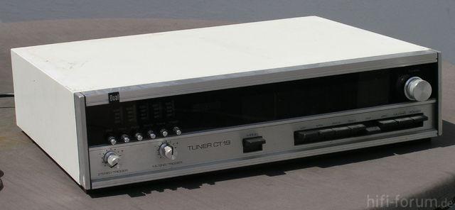 Dual CT19 Tuner