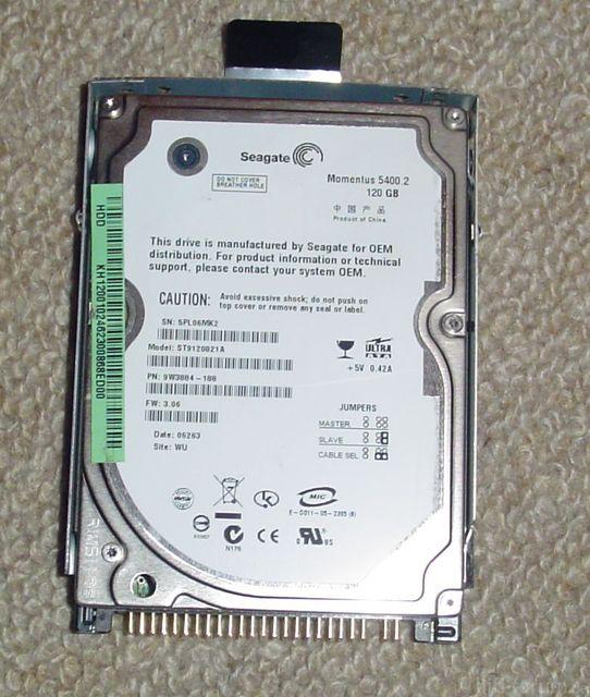 Festplatte Acer