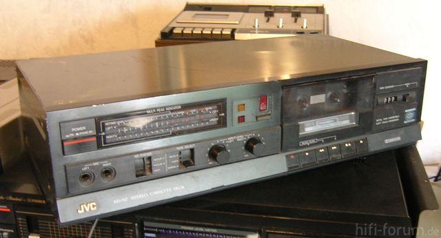 JVC KD-X2 Cassettendeck