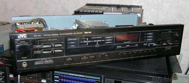 JVC RX-150 Receiver