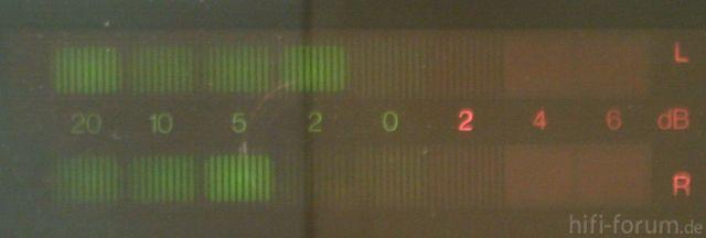 LED-Meter Bang&Olufsen Beocord 8002HX