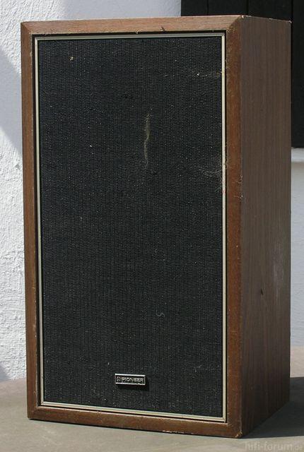 Pioneer Lautsprecher