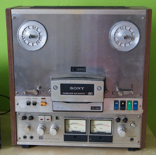 Sony TC755A