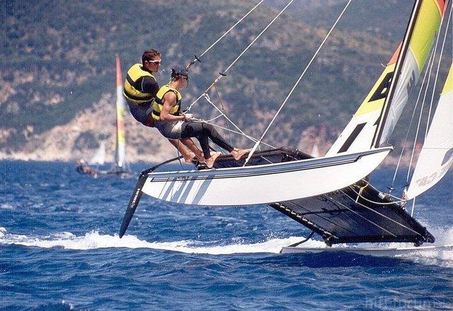 Catamarano Da Classe Mondiale Hobie Cat 16 54204
