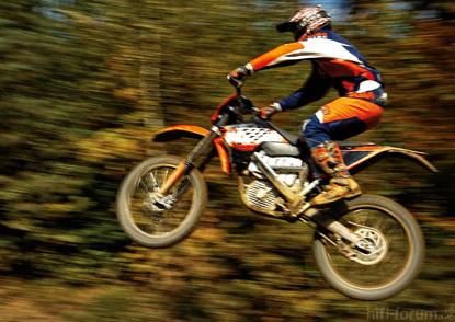 Ktm Motocross Elettrico 2010
