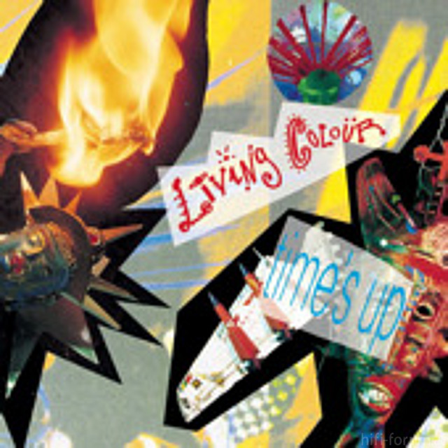 Living Colour Times Up