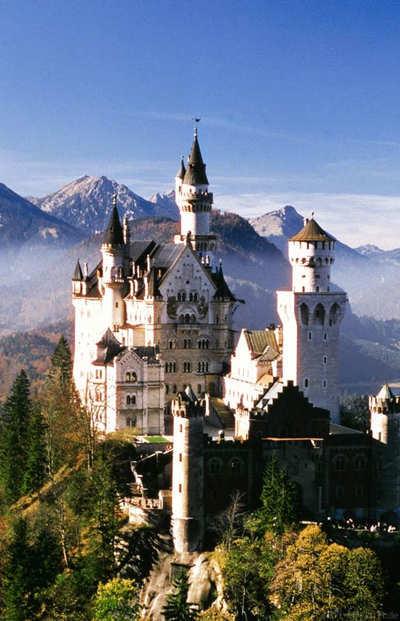 Schloss Neuschwanstein1