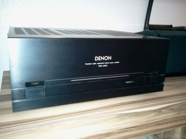 Denon POA2200