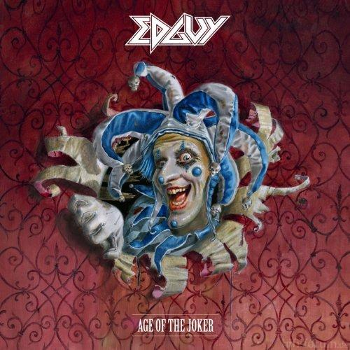 Edguy Age Of The Joker Limited Digipack