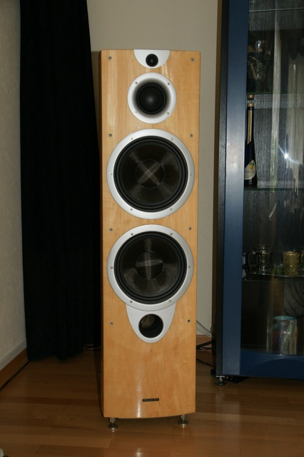 Wharfedale Opus 3 (Front)