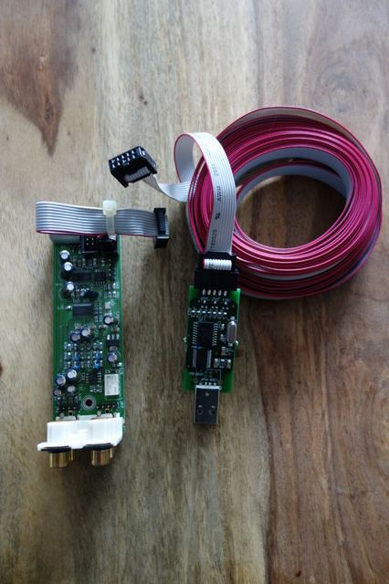 2x Hifiakademie DSP Modul mit Analogeingang und USB ...